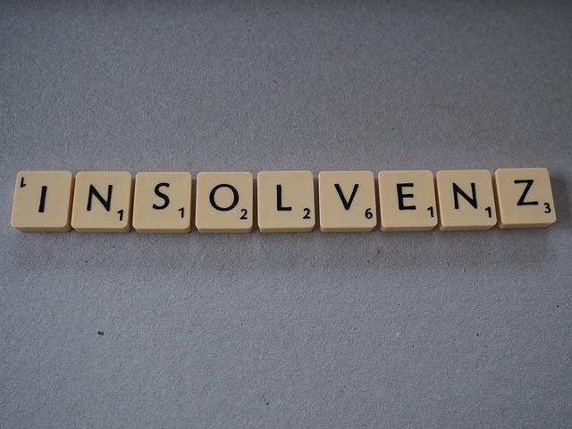 Vie d'entreprise: qu-est ce que l'insolvabilité?